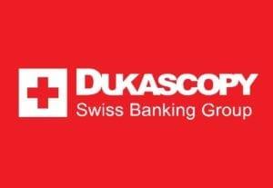 dukascopy logotipo broker online