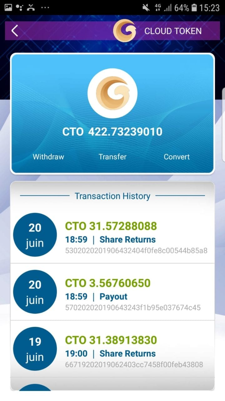 Oportunidad Cloud Token cloud 2.0 wallet cloud token 2.0 clound token cloud token logo