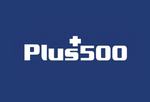 logotipo plus500
