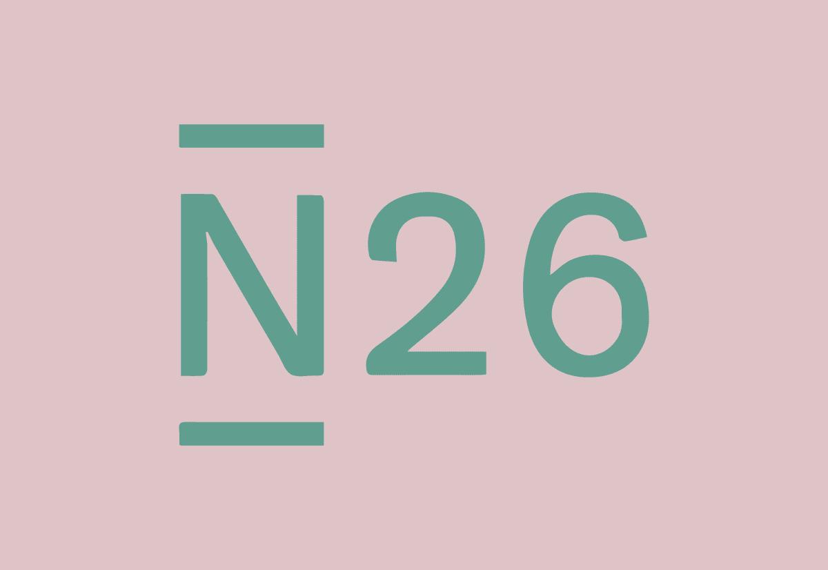 logotipo n26 banco