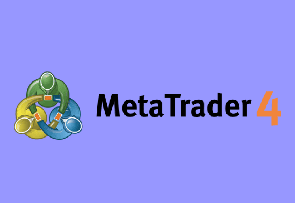 logotipo metatrader 4 herramienta de trading