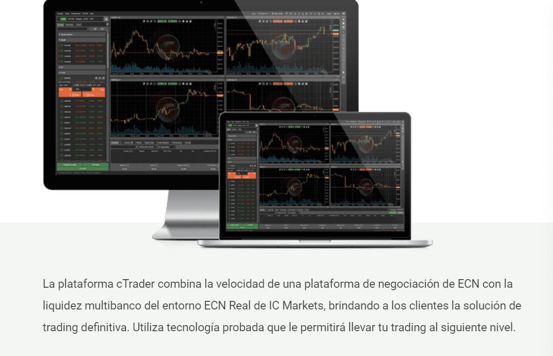 cTrader IC Markets