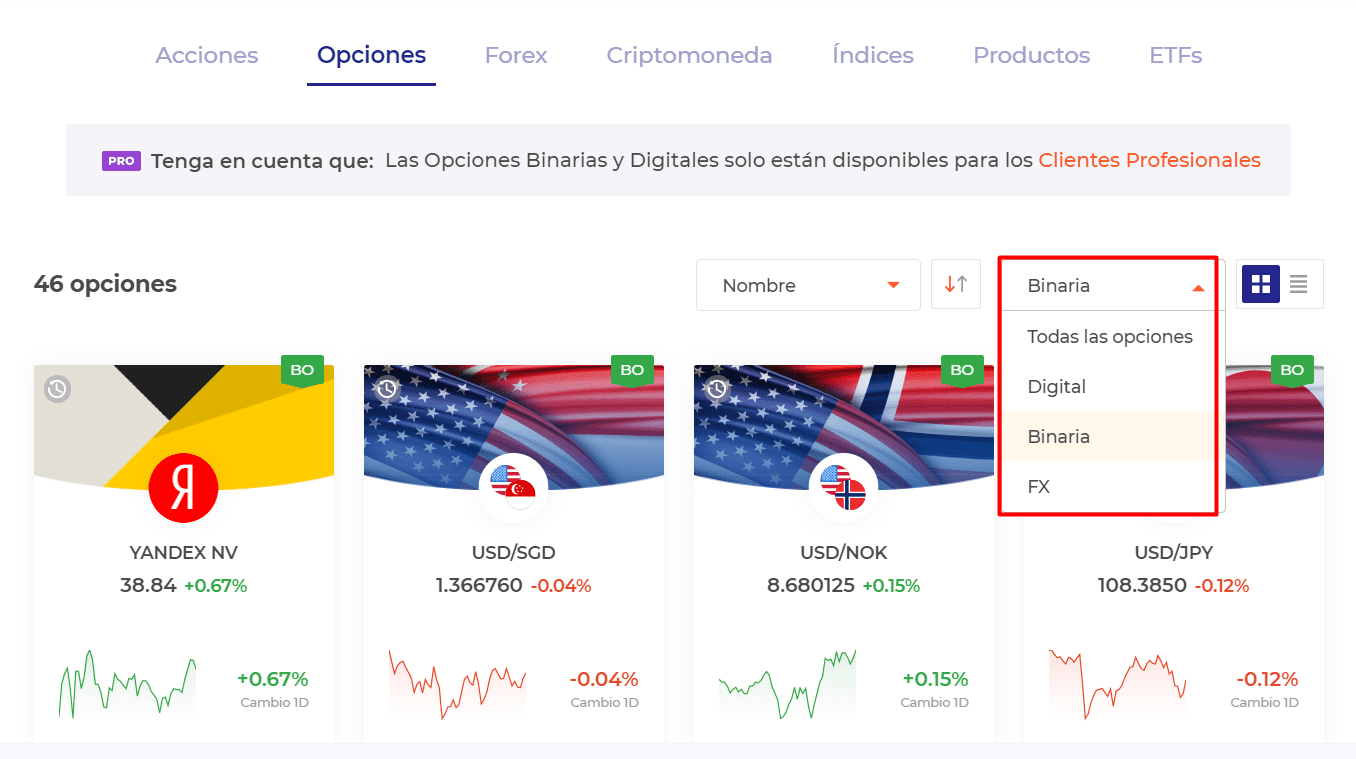 Opciones Binarias Iq Option