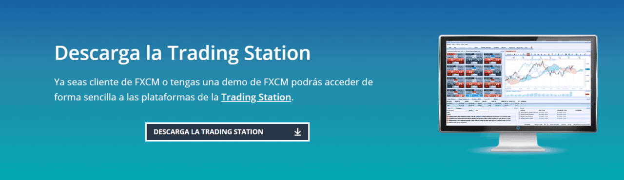Trading Station FXCM