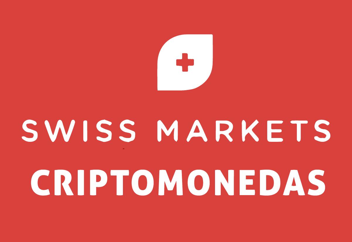Criptodivisas en Swiss Markets