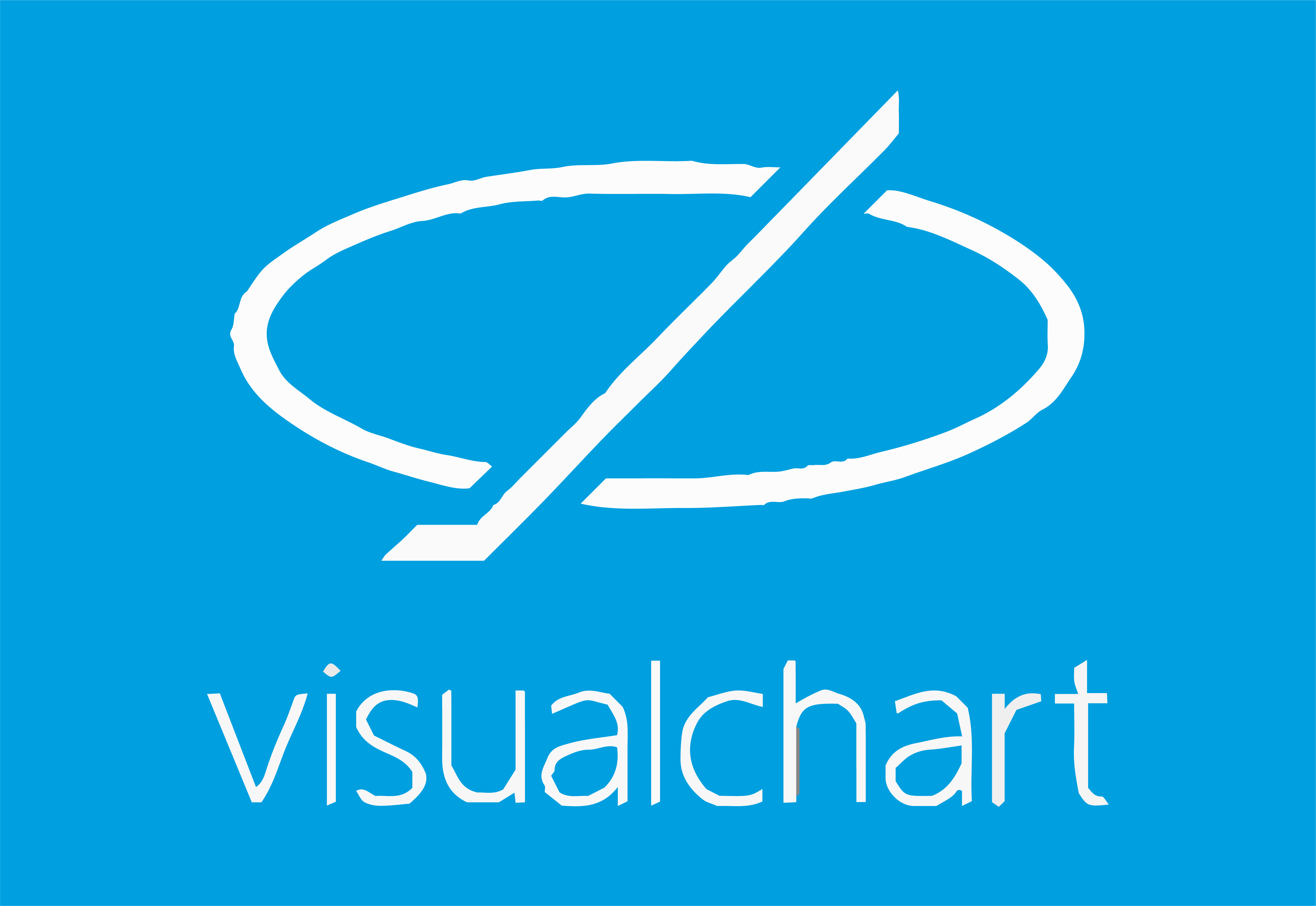 visual chart logo