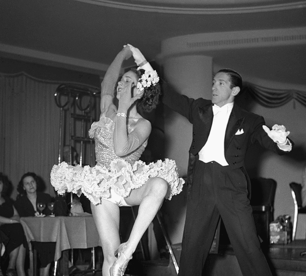 El trader bailarín, Nicolas Darvas