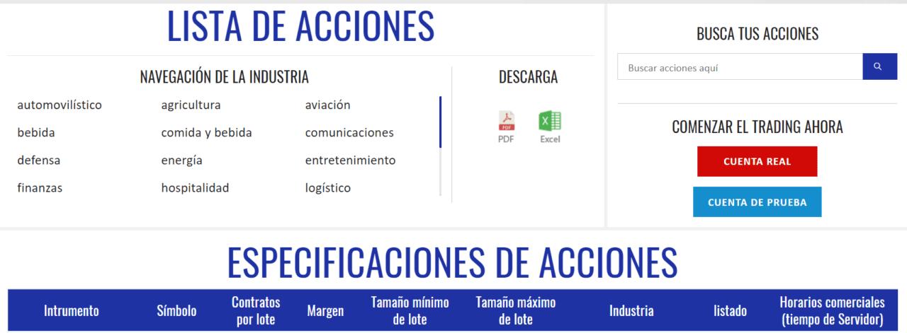 Acciones Multibank
