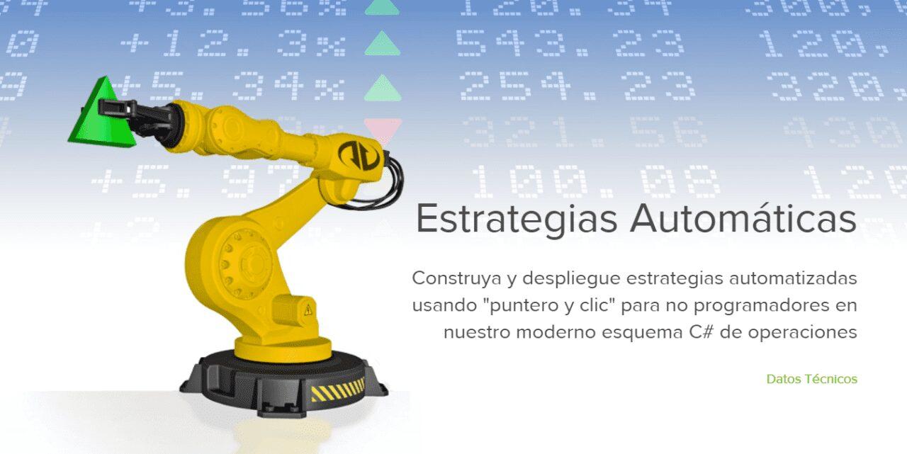 Estrategia automática Ninja Trader Daytradingforex