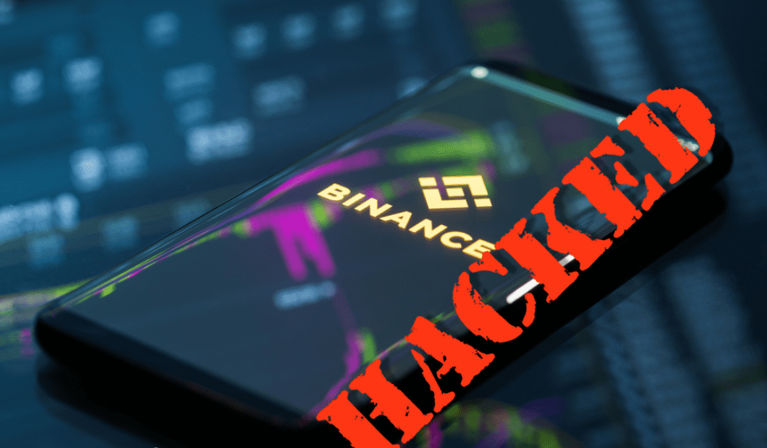 Seguridad Binance
