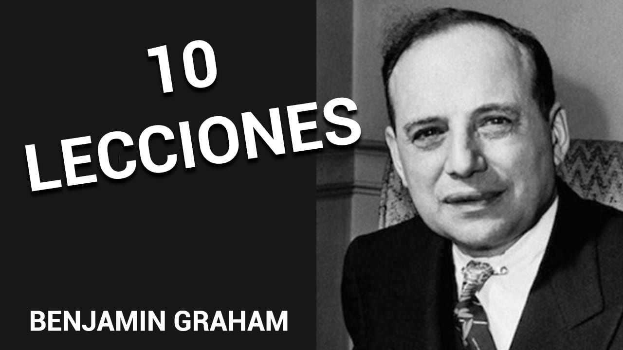 ¿Quién es Benjamin Graham?